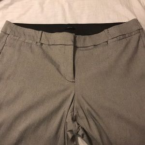 Grey, Allie, trouser from Lane Bryant size 22